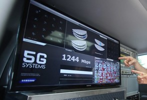 O papel do 5G na indústria do futuro - Imagem: Samsung Newsroom on VisualHunt / CC BY-NC-SA
