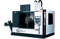 VMC - Centro de Usinagem Vertical CNC SMTCL