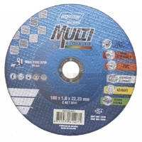 Disco de corte Multicorte 7 pol. x 1.6mm Norton codigog